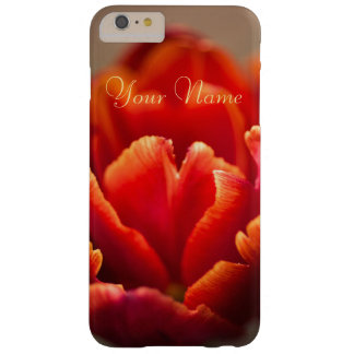 Capa Barely There Para iPhone 6 Plus Tulipa vermelha