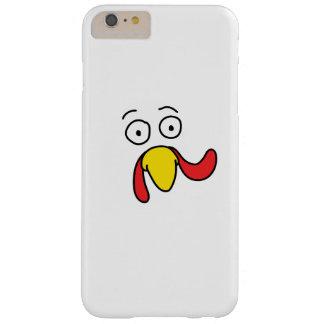 Capa Barely There Para iPhone 6 Plus Turquia enfrenta o presente da acção de graças