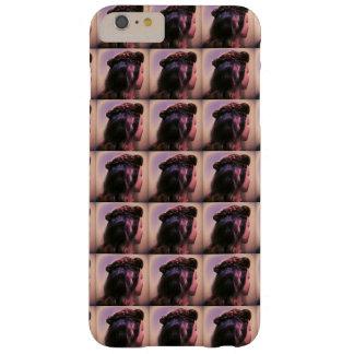 Capa Barely There Para iPhone 6 Plus Um outro caso do iPhone 6/6s do tempo