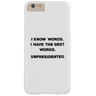 Capa Barely There Para iPhone 6 Plus Unpresidented