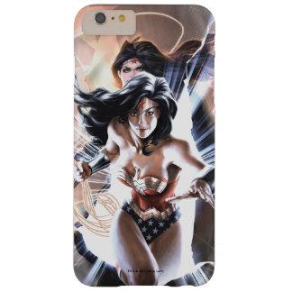 Capa Barely There Para iPhone 6 Plus Variação cómica do cobrir #609 da mulher maravilha