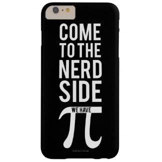 Capa Barely There Para iPhone 6 Plus Vindo ao lado do nerd