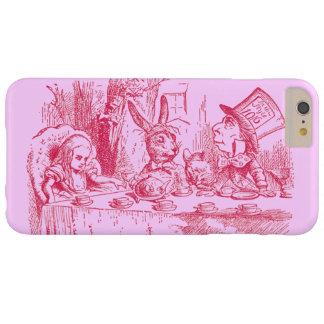 Capa Barely There Para iPhone 6 Plus Vintage Alice no país das maravilhas