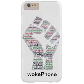 Capa Barely There Para iPhone 6 Plus #WokeWednesdays