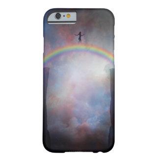 Capa Barely There Para iPhone 6 Ponte do arco-íris