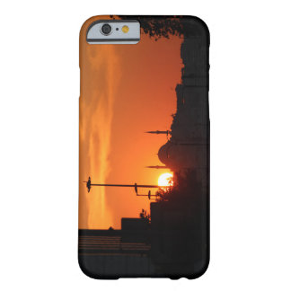 Capa Barely There Para iPhone 6 Por do sol em Istambul