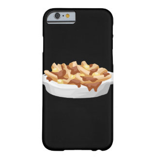 Capa Barely There Para iPhone 6 Pottine da comida do pulso aleatório