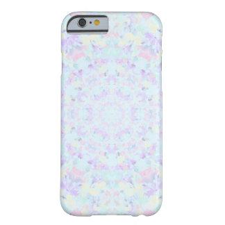Capa Barely There Para iPhone 6 Princesa Pastel Mandala
