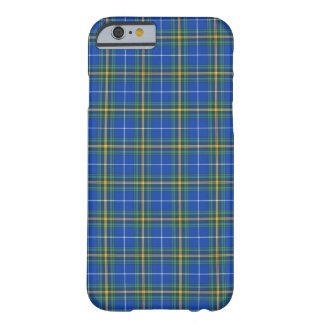 Capa Barely There Para iPhone 6 Província do Tartan de Nova Escócia Canadá