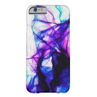Capa Barely There Para iPhone 6 Purple&Blue Smokey