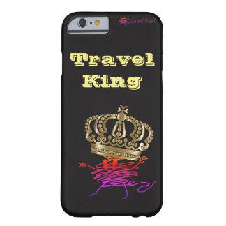 Capa Barely There Para iPhone 6 Rei do viagem - Unravel o viagem