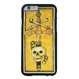 CAPA BARELY THERE PARA iPhone 6 RENASCIMENTO ANTIGO TAROTS/ÁS DAS ESPADAS
