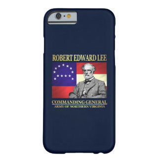 Capa Barely There Para iPhone 6 Robert E Lee (general comandante)