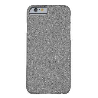 Capa Barely There Para iPhone 6 Rocha concreta da lua