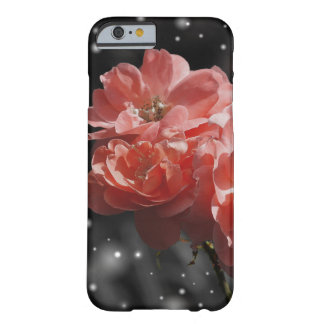 Capa Barely There Para iPhone 6 Rosephone