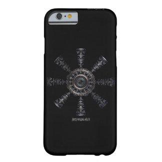 Capa Barely There Para iPhone 6 Rune☼ ancestral e espiritual do ☼Aegishjalmur -