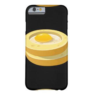 Capa Barely There Para iPhone 6 Sapo da comida do pulso aleatório em um furo