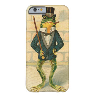 Funny Vintage Frog