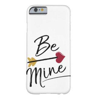 Capa Barely There Para iPhone 6 Seja meu namorados bonitos