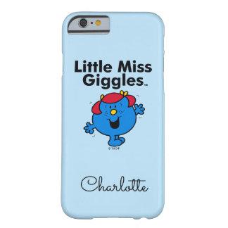 Capa Barely There Para iPhone 6 Senhorita pequena pequena Riso Gosto Riso da