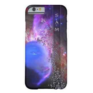Capa Barely There Para iPhone 6 Seu nome na Via Láctea