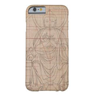 Capa Barely There Para iPhone 6 Simetria tibetana