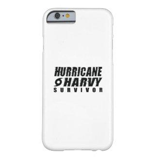 Capa Barely There Para iPhone 6 Sobrevivente de Harvey do furacão