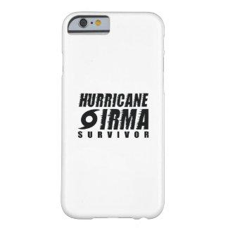 Capa Barely There Para iPhone 6 Sobrevivente de Irma do furacão