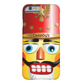 Capa Barely There Para iPhone 6 Soldado de brinquedo engraçado do Nutcracker com