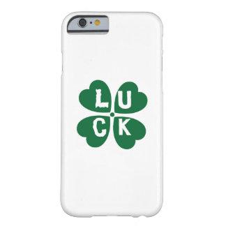 Capa Barely There Para iPhone 6 Sorte para o dia de St Patrick