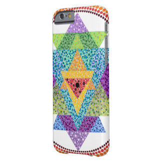 Capa Barely There Para iPhone 6 Sri Yantra