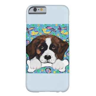 Capa Barely There Para iPhone 6 St Bernard
