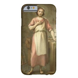 Capa Barely There Para iPhone 6 St Joseph com o banco de trabalho das ferramentas