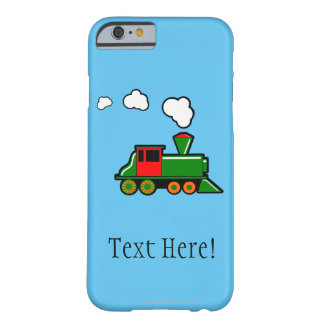 Capa Barely There Para iPhone 6 SteamTrain