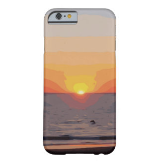 CAPA BARELY THERE PARA iPhone 6 SUNRISE-SUNSET