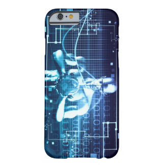 Capa Barely There Para iPhone 6 Tecnologias integradas em um conceito nivelado