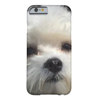 Capa Barely There Para iPhone 6 Telefone do cão