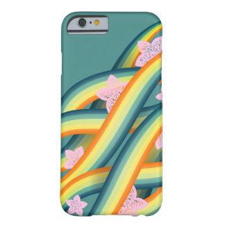 Capa Barely There Para iPhone 6 Tentáculos tropicais da ilha do verão