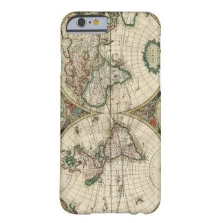 Capa Barely There Para iPhone 6 Terrarum Orbis Tabula