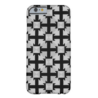 Capa Barely There Para iPhone 6 Teste padrão geométrico abstrato