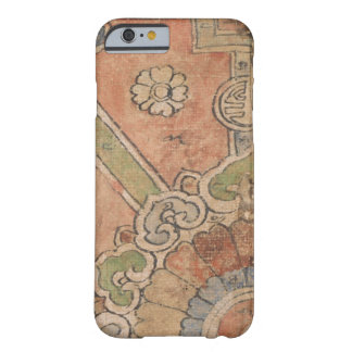 Capa Barely There Para iPhone 6 Tibetano floral