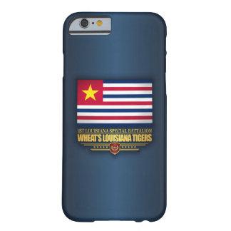 Capa Barely There Para iPhone 6 Tigres do Louisiana do trigo
