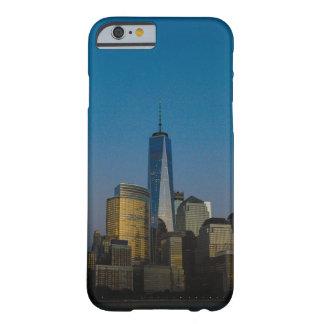 Capa Barely There Para iPhone 6 Torre da liberdade