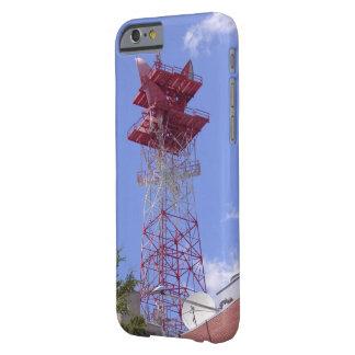 Capa Barely There Para iPhone 6 Torre das telecomunicações do rádio do relé de