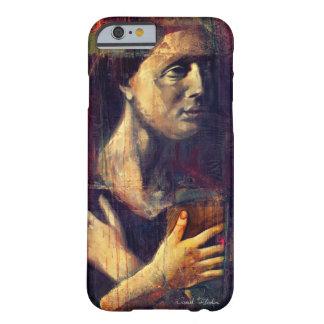 """Capa Barely There Para iPhone 6 Trabalhos de arte da pintura a óleo da """"confiança"""""""