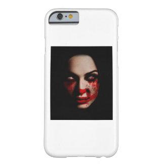 Capa Barely There Para iPhone 6 Trajes do horror do Dia das Bruxas para homens e