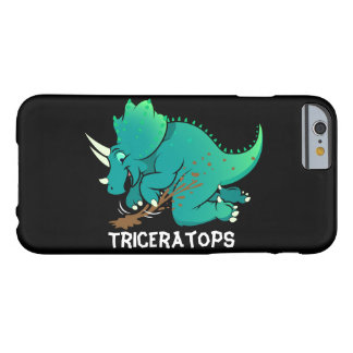 Capa Barely There Para iPhone 6 Triceratops