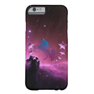 Capa Barely There Para iPhone 6 Unicórnio com estrelas