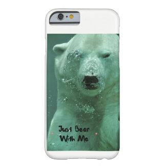 Capa Barely There Para iPhone 6 Urso comigo