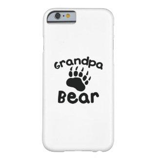 Capa Barely There Para iPhone 6 Urso do vovô